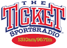 the ticket logo